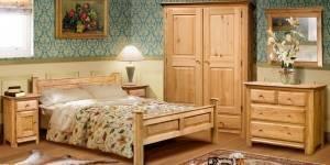 Спальня Лагус (сосна)