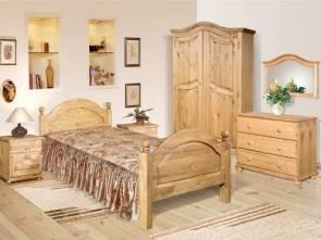 Спальня Лотос-2 (сосна)