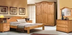 Спальня Лотос (сосна)