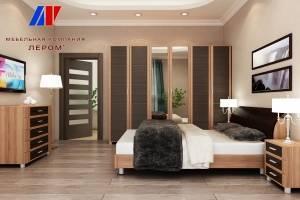 Спальня Камелия 3
