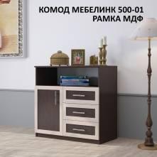 """Мебелинк 500-01 рамка МДФ"""