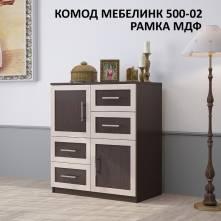 """Мебелинк 500-02 рамка МДФ"""