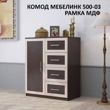 """Мебелинк 500-03 рамка МДФ"""