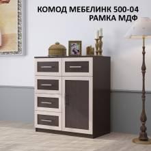 """Мебелинк 500-04 рамка МДФ"""