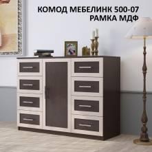 """Мебелинк 500-07 рамка МДФ"""