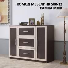"""Мебелинк 500-12 рамка МДФ"""