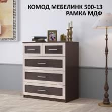 """Мебелинк 500-13 рамка МДФ"""