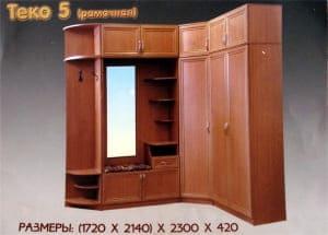 """""""Теко-5""""(рамка МДФ)"""